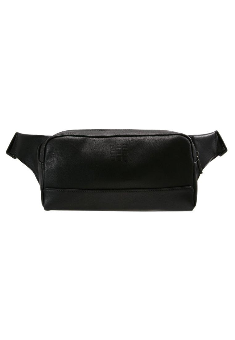 Moleskine WAIST PACK - Rumpetaske - black/svart ze7C69FvqVzKY67