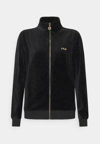 BELLUNA TRACK JACKET - Summer jacket - black