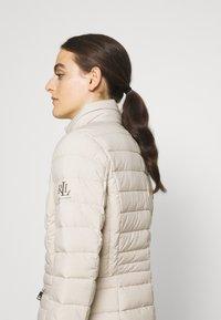 Lauren Ralph Lauren - INSULATED - Down jacket - beige - 5