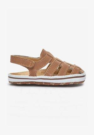 Dětské boty - tan