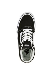 Vans - Skate shoes - black/true white - 1