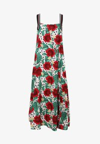 Madam-T - Maxi dress - rosa, rot - 3
