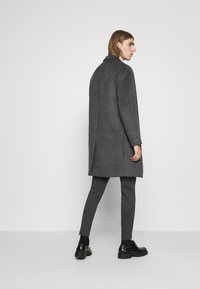 Bruuns Bazaar - JANUS COAT - Klasický kabát - dark grey - 2