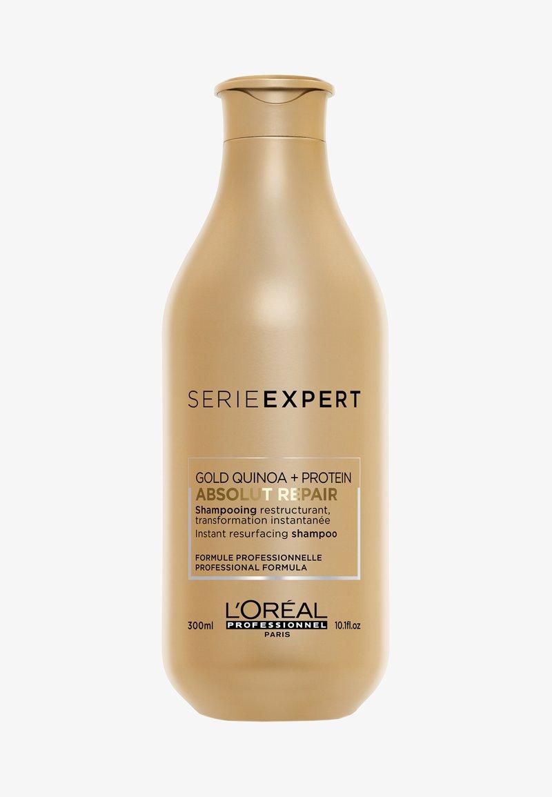 L'OREAL PROFESSIONNEL - L'ORÉAL PROFESSIONNEL, KRÄFTIGENDES SHAMPOO FÜR STARK GESCHÄDIGTES HAAR, SERIE EXPERT ABSOLUT REPAIR - Shampoo - -