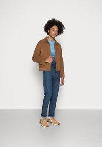 G-Star - STRAIGHT TAPERED - Straight leg jeans - antique worker denim raw denim - 1