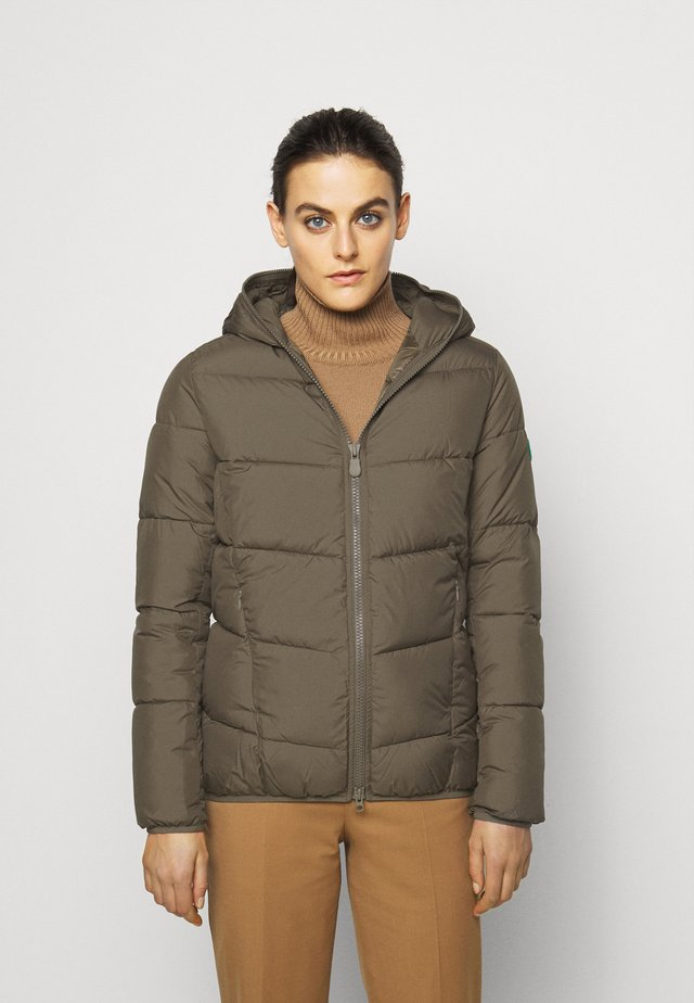 RECYY - Winter jacket - coffee brown