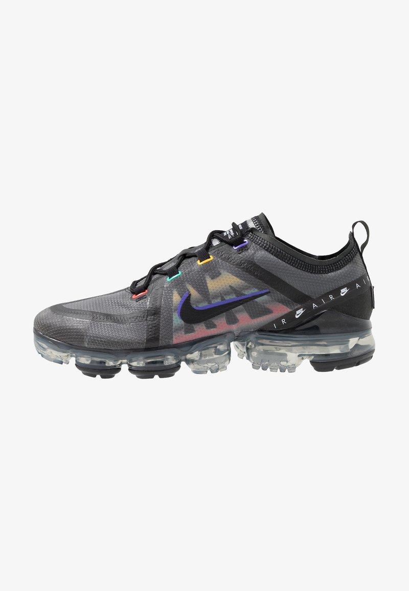 Nike Sportswear - AIR VAPORMAX 2019 SE - Trainers - black/psychic purple/flash crimson/university gold/kinetic green