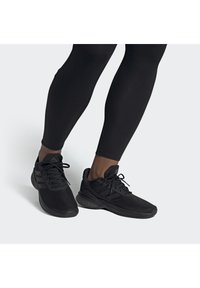 adidas Performance - RESPONSE SR - Neutrale løbesko - black/grey - 0