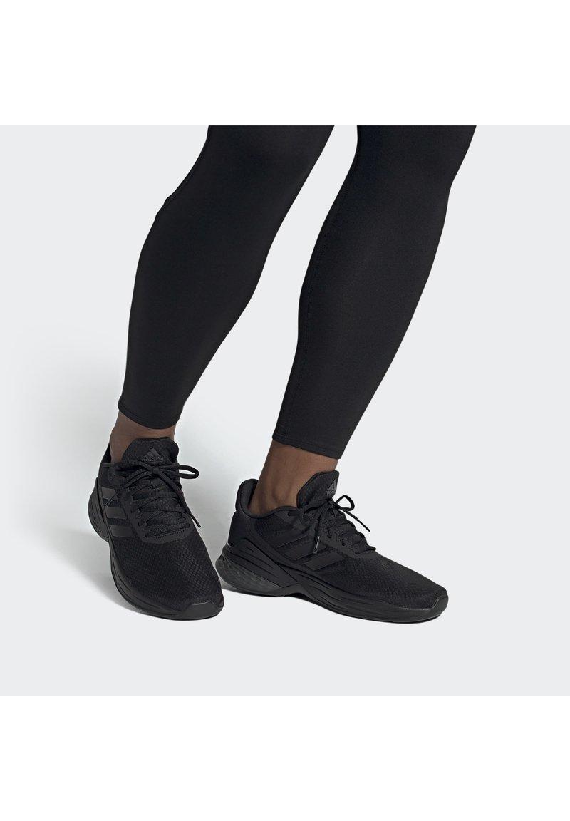 adidas Performance - RESPONSE SR - Neutrale løbesko - black/grey