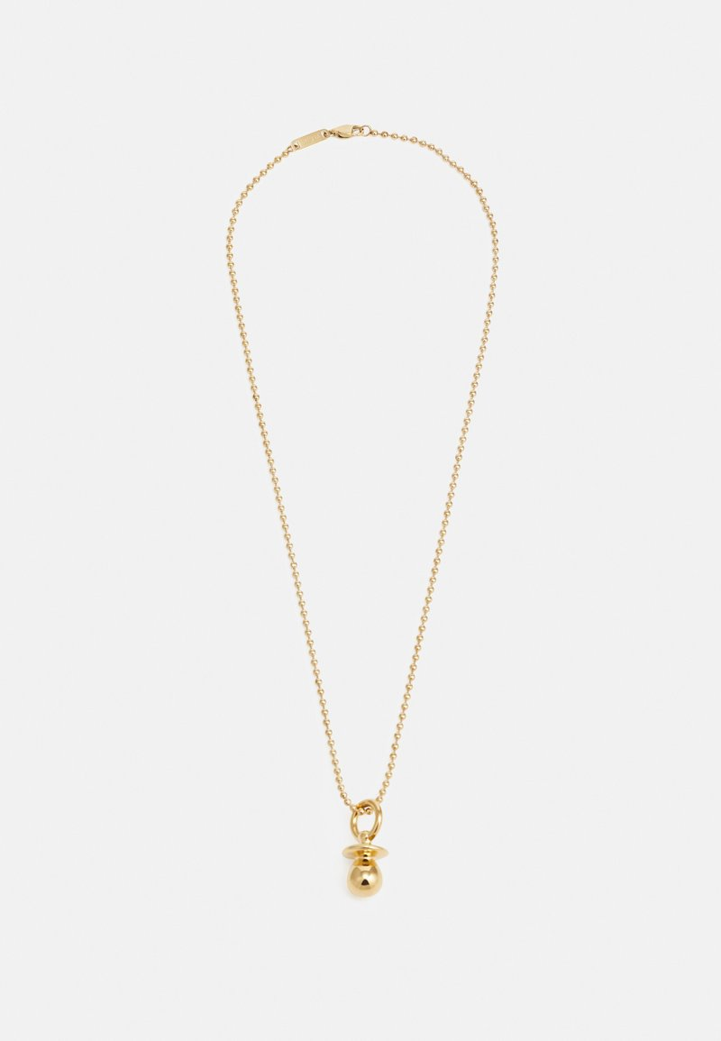 Vitaly - RAVE SOOTHER UNISEX - Necklace - gold-coloured