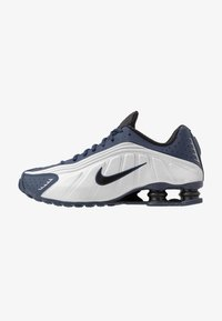 Nike Sportswear - SHOX R4 - Trainers - midnight navy/black/metalic silver - 1