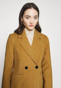 Vero Moda - VMRAMBLA CALA - Zimní kabát - tobacco brown - 3