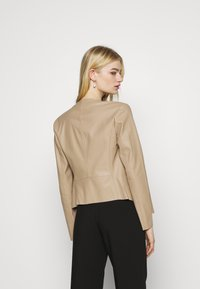 ONLY - ONLLIANA DRAPY JACKET - Summer jacket - silver mink - 2