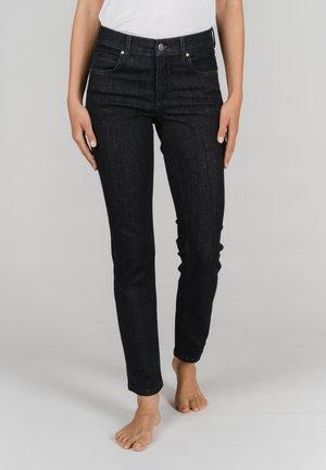 'CICI' - Slim fit jeans - dark-blue denim