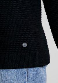 Esprit - OTTOMAN - Maglione - black - 6