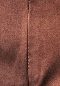 Nly by Nelly - RUCHED UP BLOUSE - Blouse - brown - 2