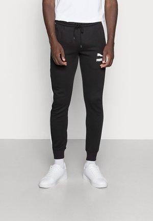 ICONIC TRACK PANTS - Tracksuit bottoms - puma black