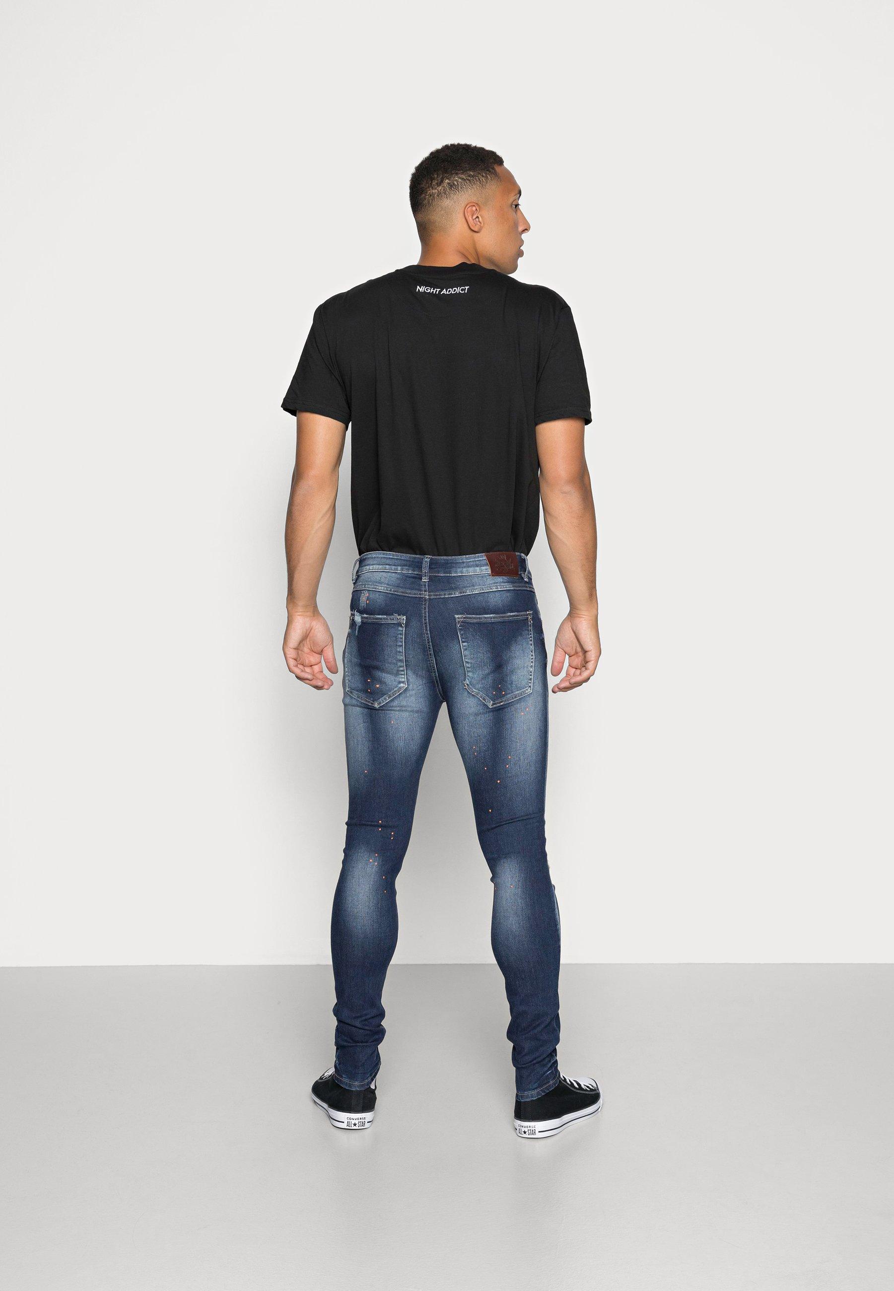 Herren STALHAM - Jeans Skinny Fit