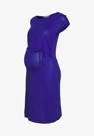 NURSING DRESS - Jerseyjurk - clematis blue