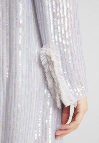 Needle & Thread - SHIMMER MINI DRESS - Koktejlové šaty/ šaty na párty - periwinkle purple - 6