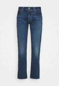 501® LEVI'S® ORIGINAL FIT UNISEX - Straight leg jeans - med indigo