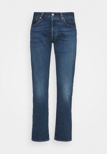 501® LEVI'S® ORIGINAL FIT UNISEX - Straight leg -farkut - med indigo