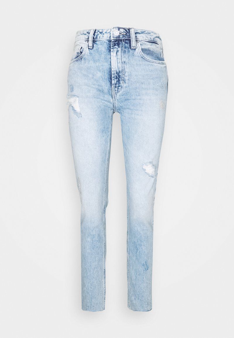 Guess - THE IT GIRL SKINNY - Jeansy Skinny Fit - shalla