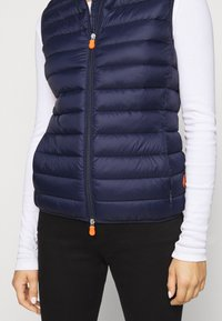 Save the duck - GIGAY - Waistcoat - navy blue - 5