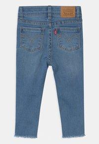 Levi's® - 710 SUPER SKINNY - Skinny džíny - blue denim - 1