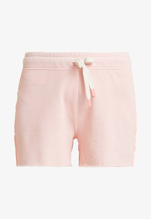 Shorts - candlestick coral