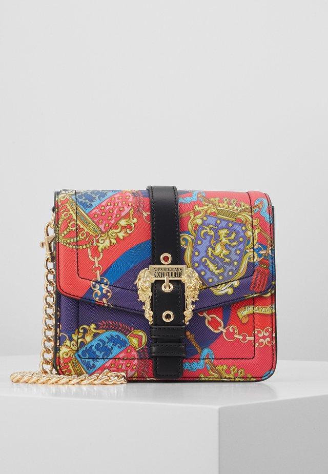 PRINTED SHOULDER BAG BAROQUE - Bandolera - multicolor