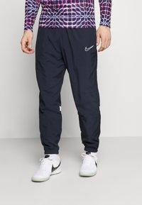 Nike Performance - PANT - Pantalones deportivos - obsidian/white - 0