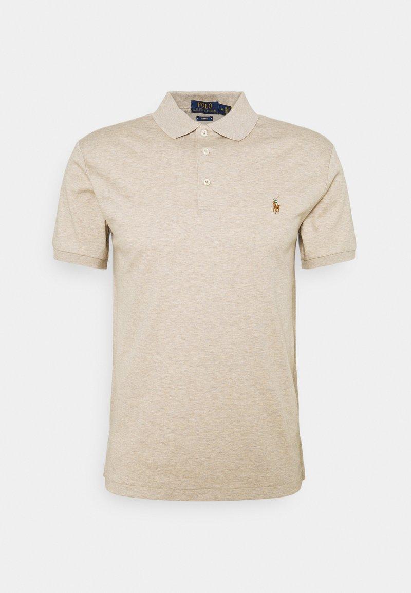 Polo Ralph Lauren - SHORT SLEEVE - Polo shirt - tuscan beige heather