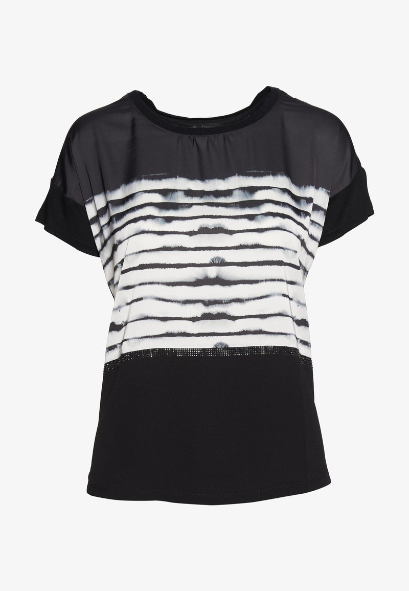 Decay - Print T-shirt - schwarz