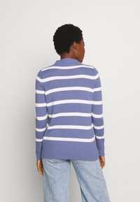 GAP - Jumper - blue/white - 2