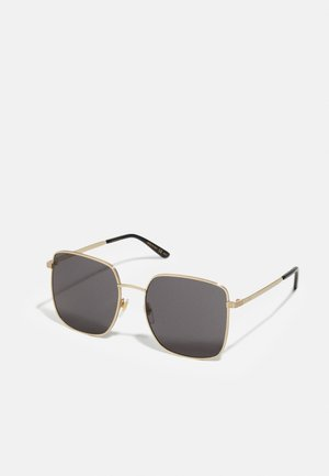 Sunglasses - gold-coloured/gold-coloured/grey