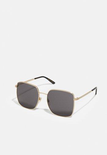 Solglasögon - gold-coloured/gold-coloured/grey