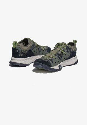 Sneakersy niskie - grape leaf