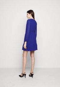 Milly - JACKIE DRESS - Shift dress - azure - 2