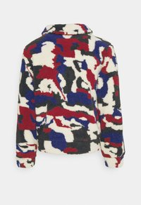 Another Influence - PRINTED BORG JACKET - Winterjas - multi - 8