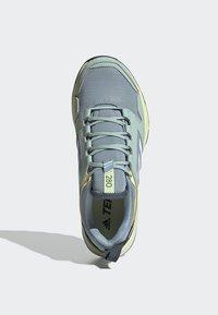 adidas Performance - TERREX AGRAVIC TR TRAIL RUNNING SHOES - Trail running shoes - blue - 2