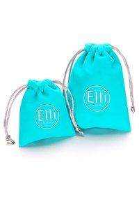 Elli - CIRCLE STICK BASIC - Earrings - silver - 5