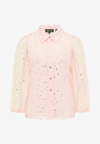 myMo at night - Button-down blouse - rosa - 4