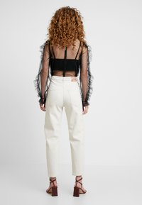 Pepe Jeans - DUA LIPA X PEPE JEANS - Relaxed fit jeans - white denim - 2