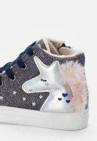 Friboo - TRAINERS - Sneakers hoog - blue - 5