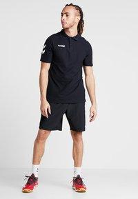 Hummel - HMLGO - Poloshirts - black - 1