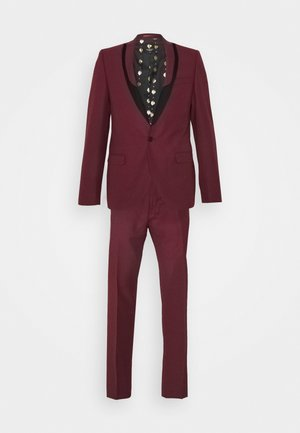 CORMAC SUIT - Completo - wine
