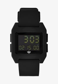 adidas Originals - ARCHIVE - Digital watch - all black - 2