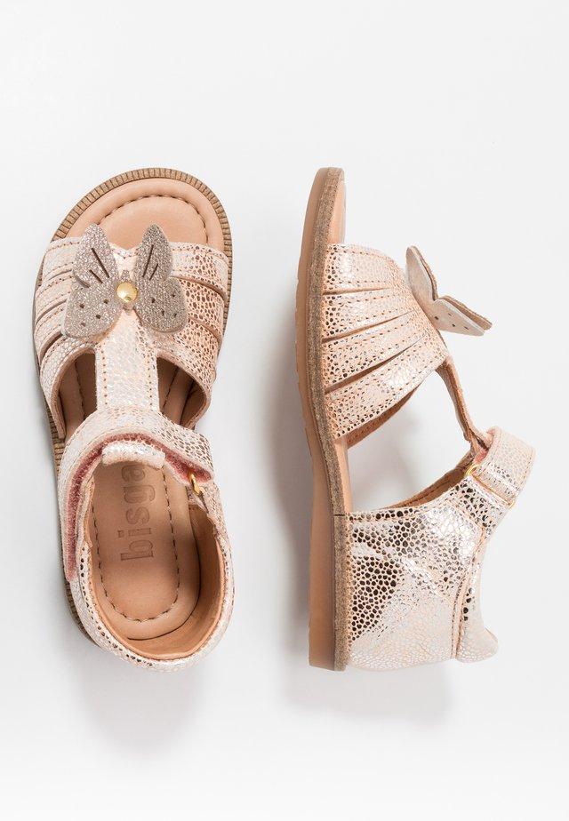 BRI - Sandals - peach