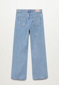 Mango - Straight leg jeans - hellblau - 1